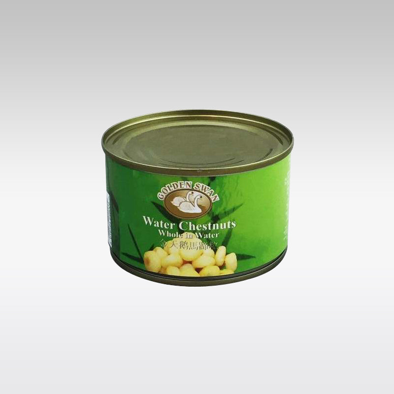 Golden Swan Water Chestnuts Whole 227g