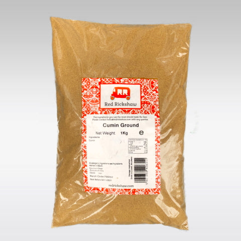 Red Rickshaw Jeera (Cumin) Powder
