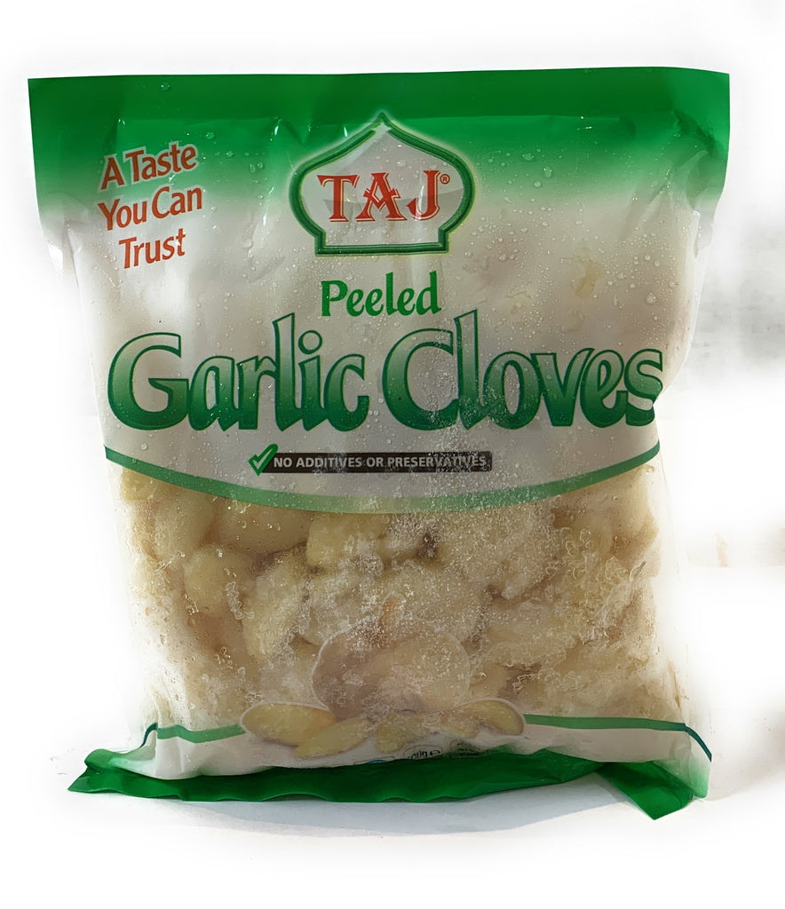 Taj Garlic Cloves 400g