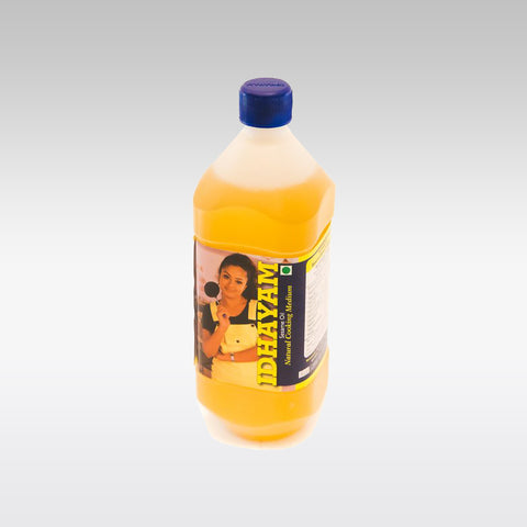 Idhayam Gingelly Oil 1 Ltr - redrickshaw.com