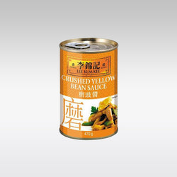 Lee Kum Kee Crushed Yellow Bean Sauce (Tin) 470g