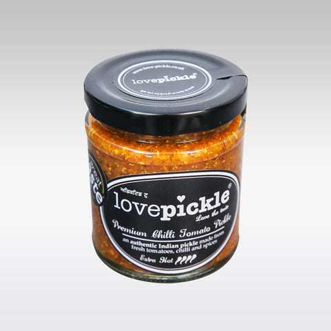 Lovepickle Chilli Tomato (Extra Hot)180g