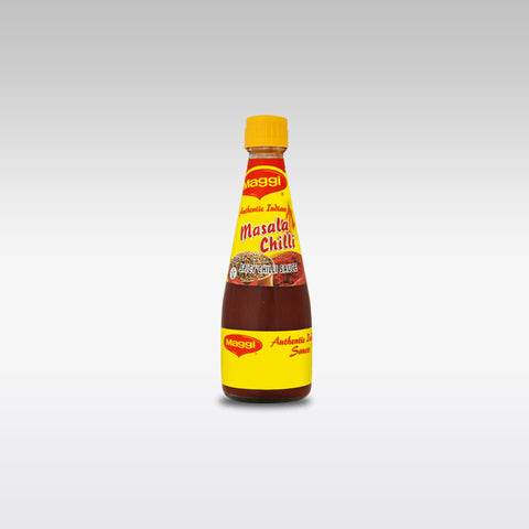 Maggi Masala Chilli (Spicy Chilli) Sauce 400g