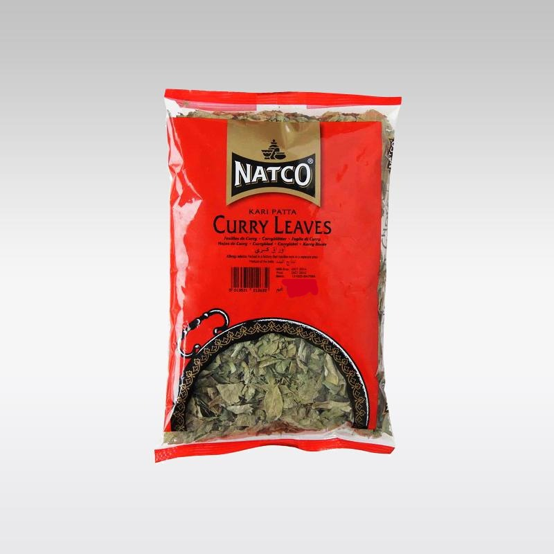 Natco Dried Curry Leaves 100g