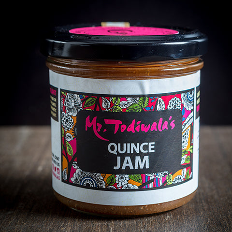 Mr Todiwala's Quince Jam 200g