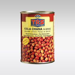 TRS Boiled Kala Chana 400g