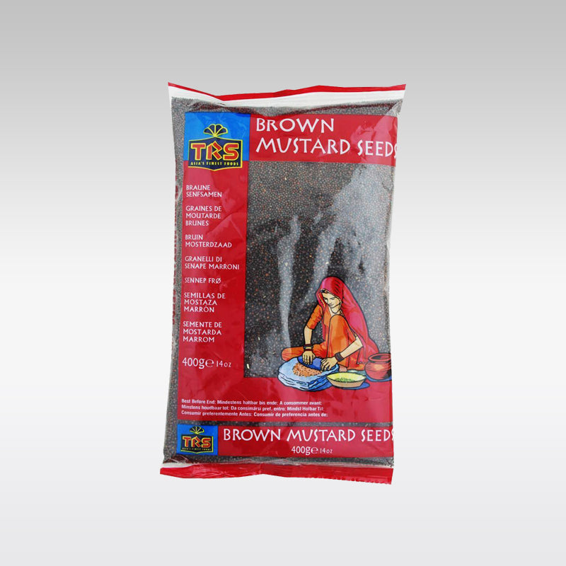 TRS Brown Mustard Seeds 400g