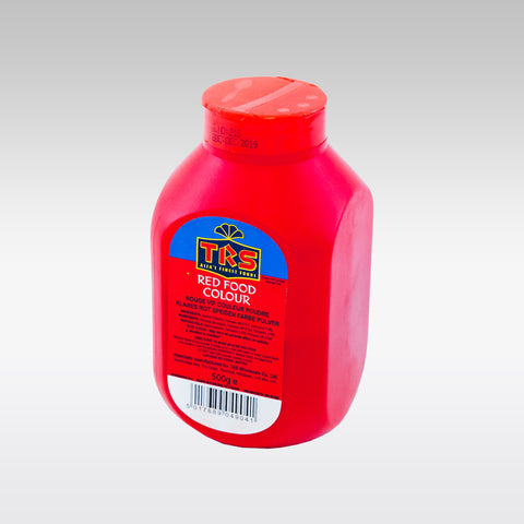 TRS Food Colour (Red) 500g