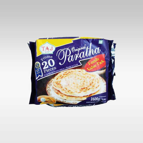 Taj Family Pack Paratha Original (20 Pieces)
