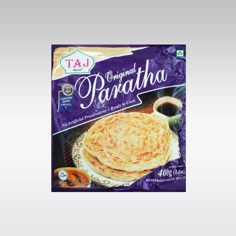 Taj Original Plain Paratha (6 Pieces)