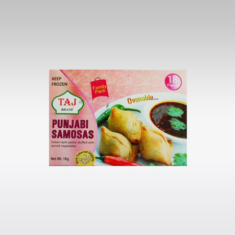 Taj Punjabi Samosa (Pack of 20)