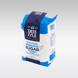 Tate & Lyle Granulated Sugar 25 Kg