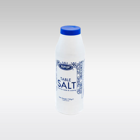 Top-op Table Salt 750g
