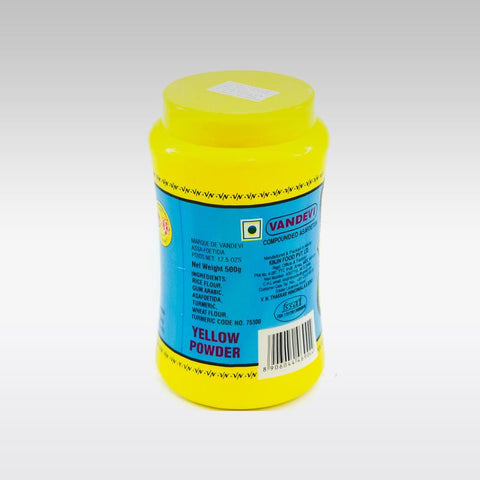 Vandevi Yellow Hing Powder (Asafoetida) 50g