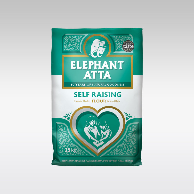 Elephant Self Raising Atta 25 Kg
