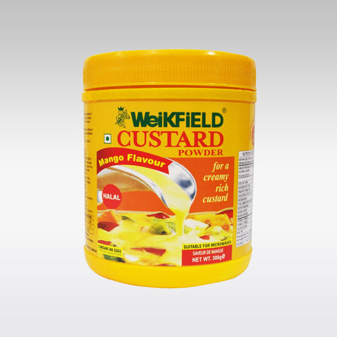 Weikfield Custard Powder (Mango) 300g