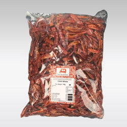 Red Rickshaw Red Chilli (With Stem) - 50g