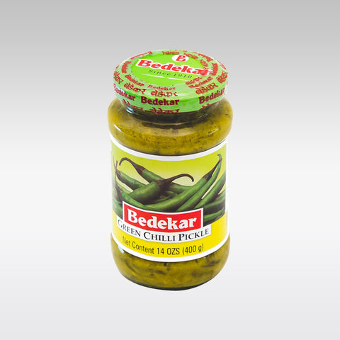 Bedekar Chilli Pickle 400g