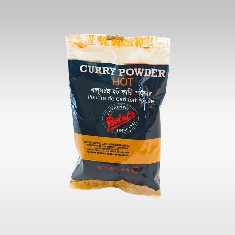 Bolst's Curry Powder Hot 400g