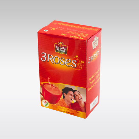 Brooke Bond 3 Roses Tea 500g