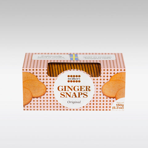 Nyakers Original Ginger Snaps 150g