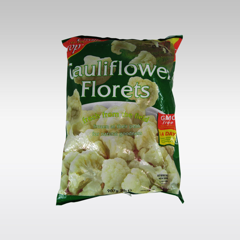 Cream of the Crop Cauliflower Florets 907g