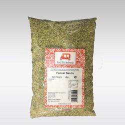 Red Rickshaw Fennel Seeds - 1 Kg
