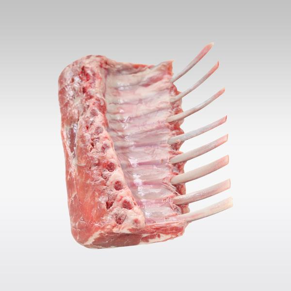 French Trimmed Lamb Rack 1 Kg