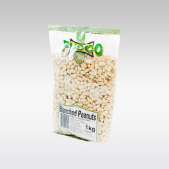 Fudco Blanched Peanuts 1 Kg
