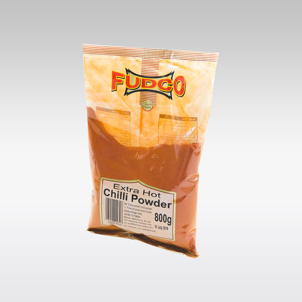 Fudco Chilli Powder Extra Hot 800g