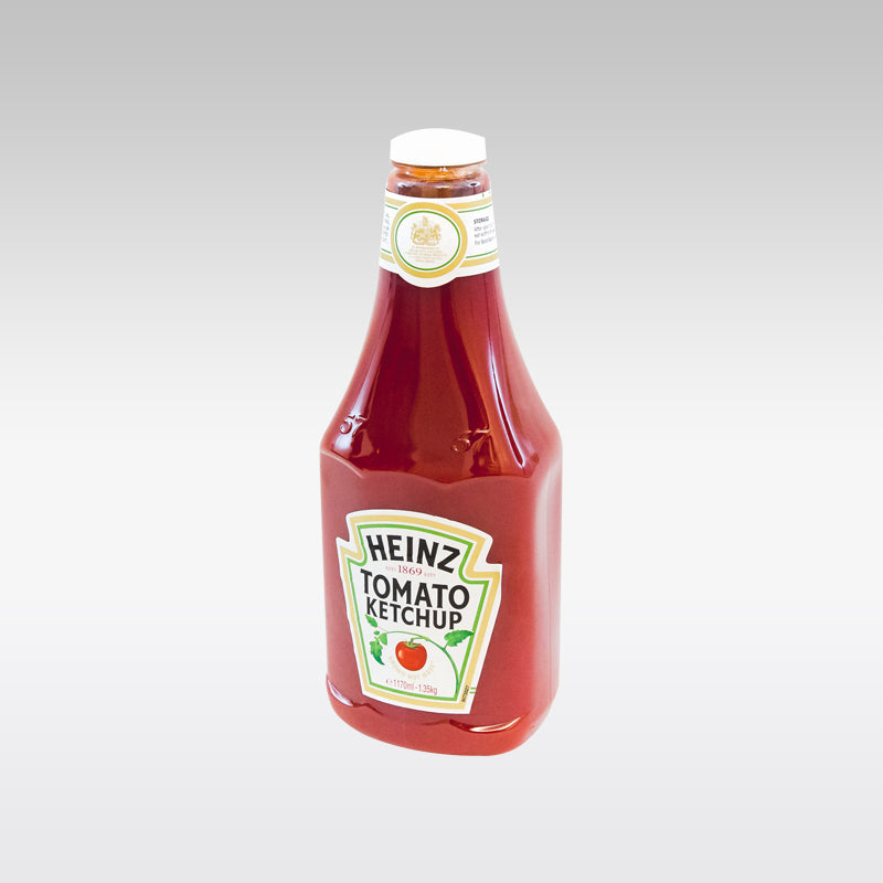 Heinz Tomato Ketchup (Squeezable) 1.35 Kg