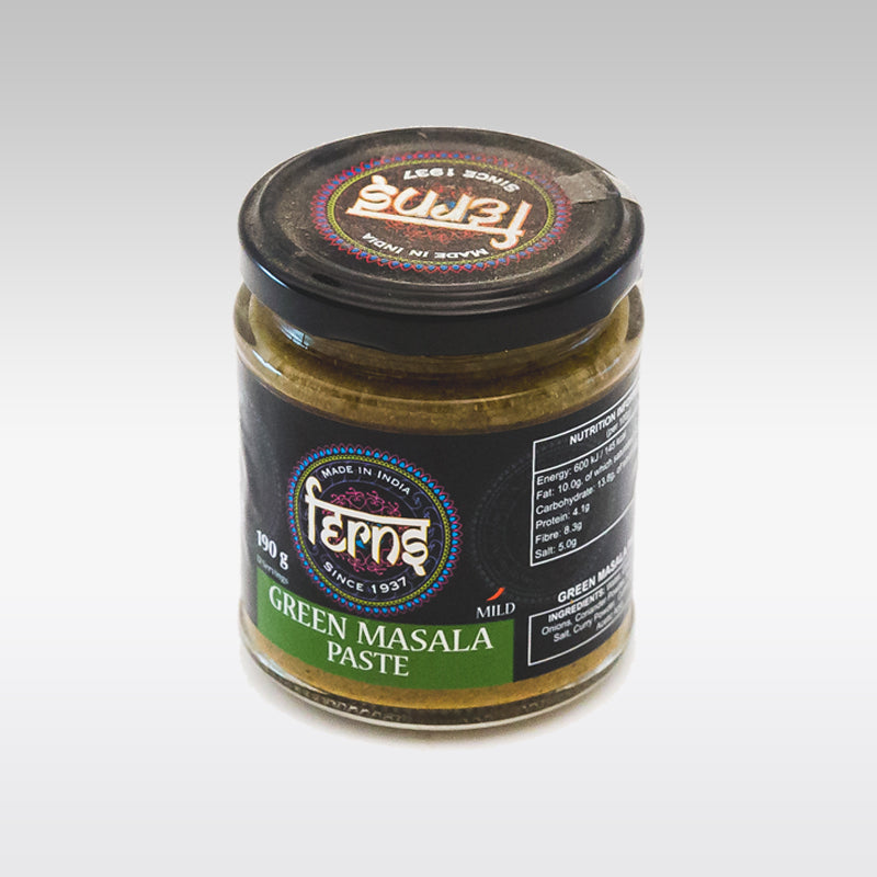 Ferns Green Masala Paste 190g