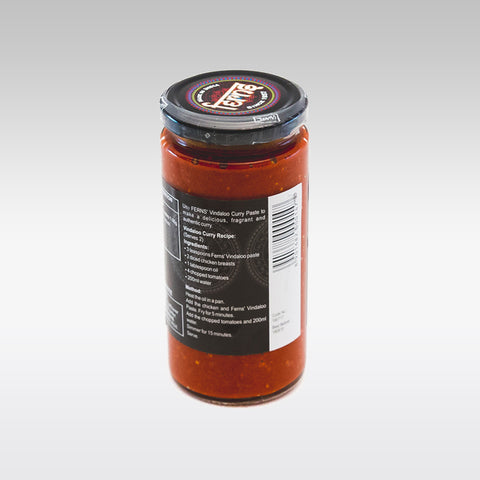Ferns Vindaloo Curry Paste 380g
