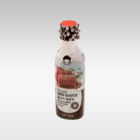 Ajumma Republic Korean BBQ Sauce 300g