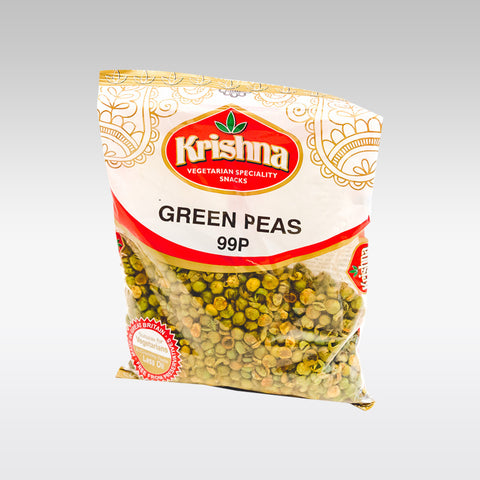 Krishna Spicy Green Peas 275g