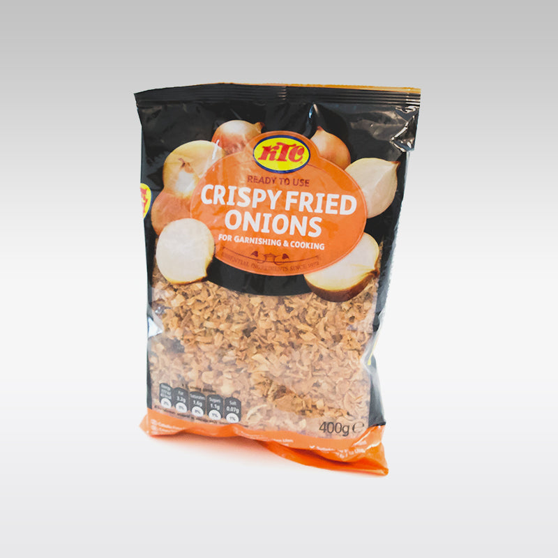 KTC Fried Onions 400g