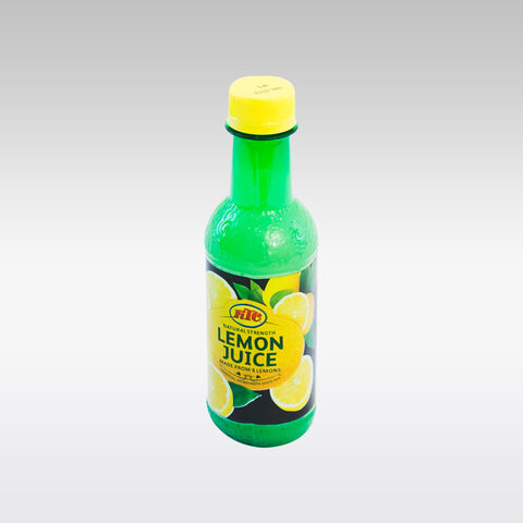 KTC Lemon Juice (Plastic) 250ml