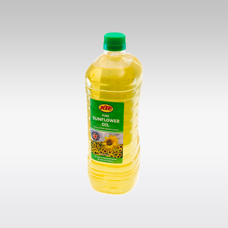 KTC Sunflower Oil 2 Ltr (PET)