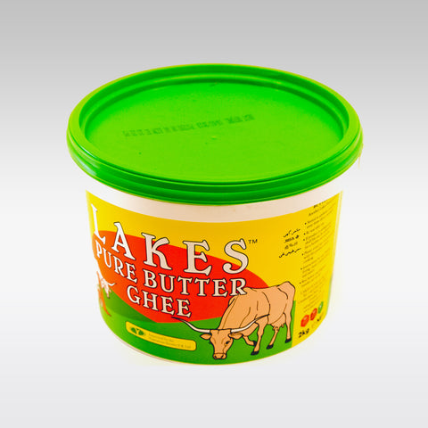 Lakes Pure Butter Ghee 2 Kg