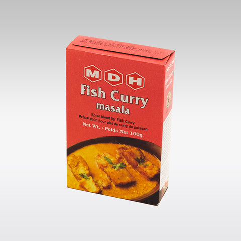 MDH Fish Curry Masala 100g - redrickshaw.com