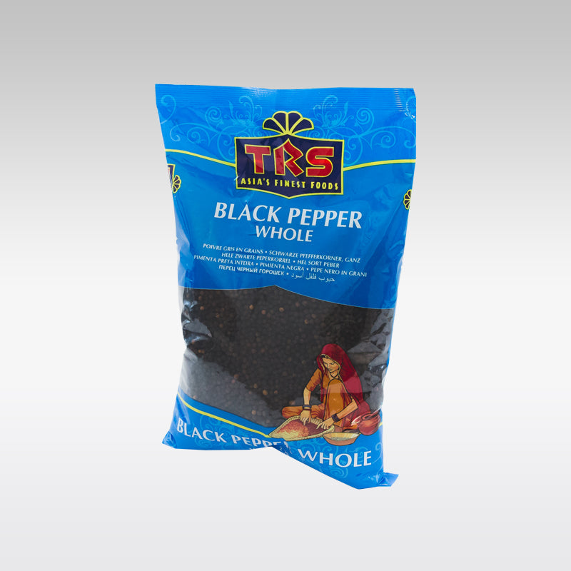 TRS Whole Black Pepper 1 Kg