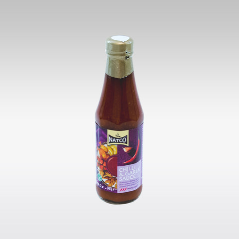 Natco Garlic and Chilli Sauce 340g