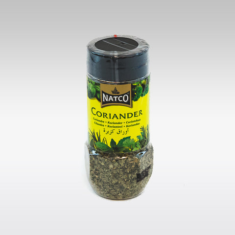Natco Coriander Leaves (Jar) 25g