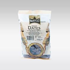 Natco Dried Dates 300g