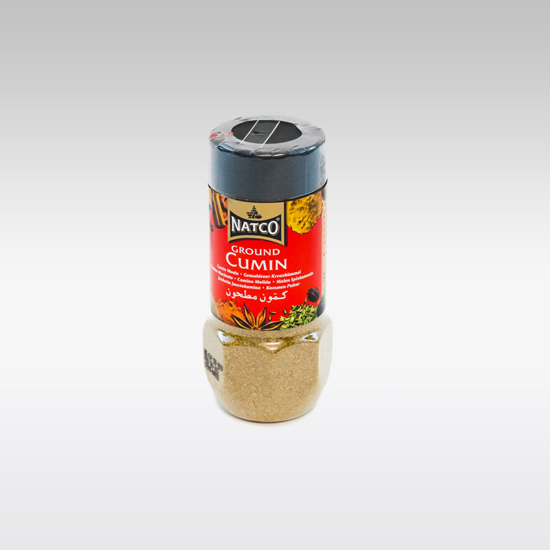 Natco Jeera (Cumin) Ground (Jar) 100g