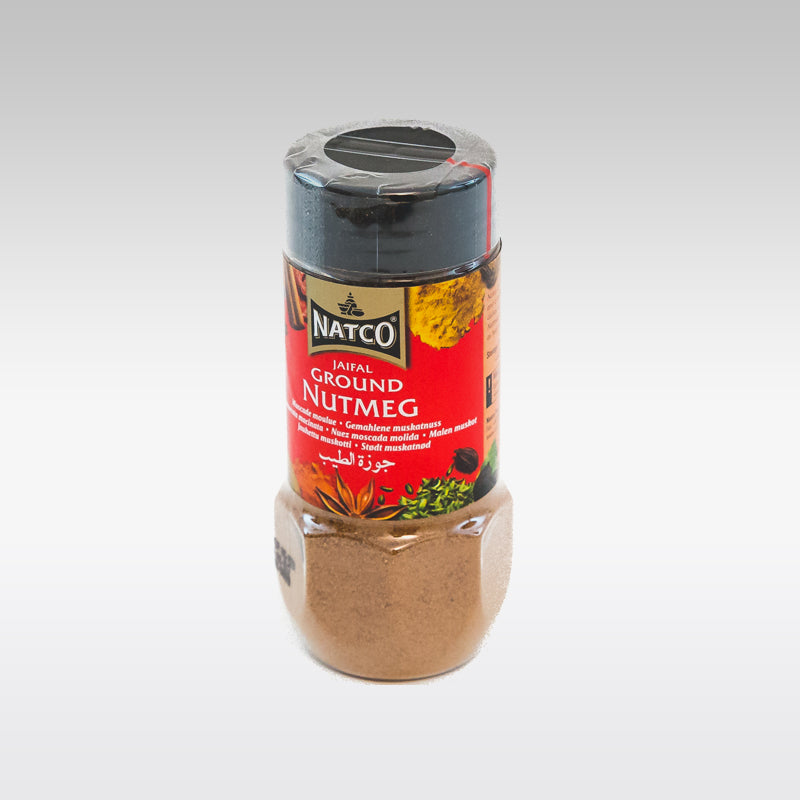 Natco Ground Nutmeg (Jar) 100g
