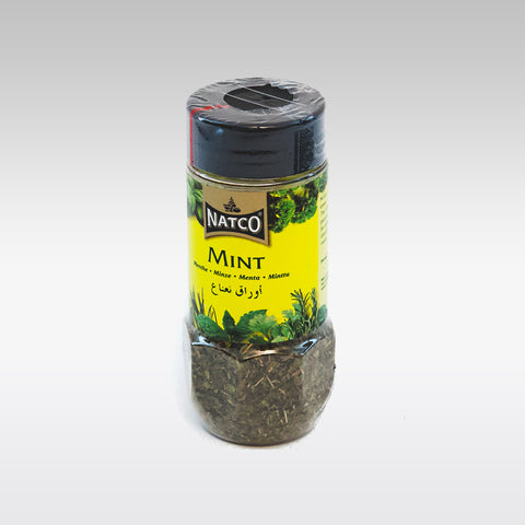 Natco Dried Mint (Jar) 25g