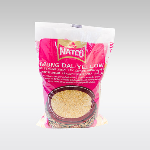 Natco Moong Dal Yellow 2 Kg