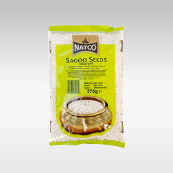 Natco Sago Seeds (Sabudana) Medium 375g