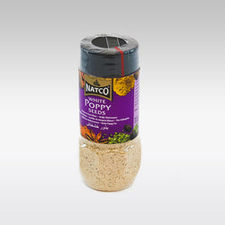 Natco White Poppy Seeds (Jar) 100g